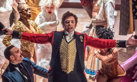 Hugh Jackman is The Greatest Showman (official trailer)
