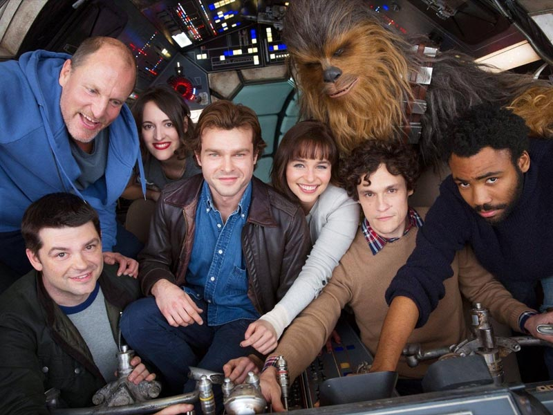 Directors Lord and Miller leave Han Solo behind…