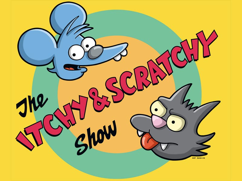 8 killer Itchy & Scratchy movie puns - STACK | JB Hi-Fi