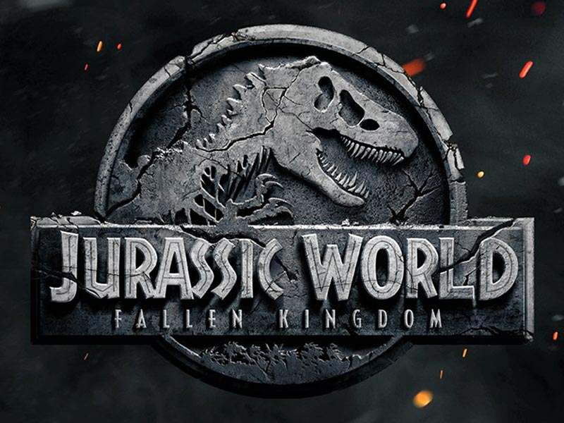 Jurassic World II has an official title
