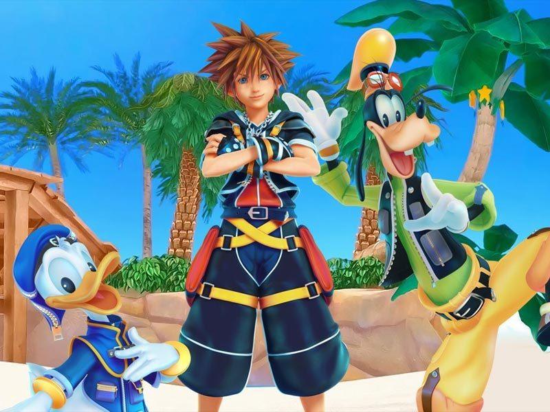 Watch: E3 Kingdom Hearts 3 trailer