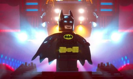 Get black with LEGO Batman in VR