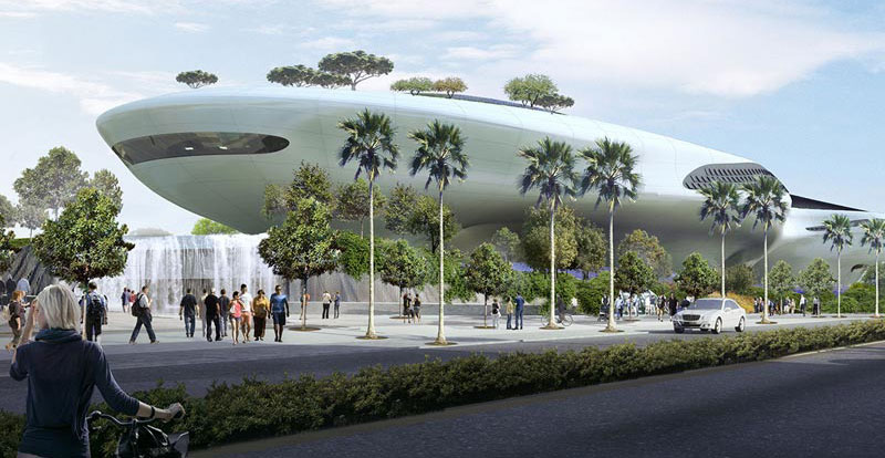 That's no moon! George Lucas' museum gets green light
