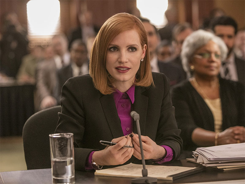 Review: Miss Sloane