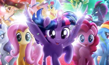 Sayin' Brony Brony! My Little Pony: The Movie trailer