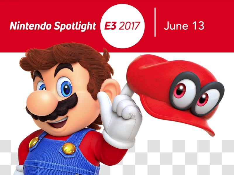 News: Nintendo Spotlight E3 2017 roundup