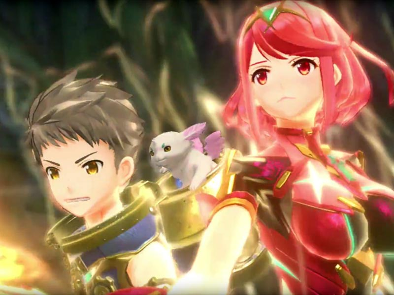 Xenoblade Chronicles 2 E3 trailer and gameplay