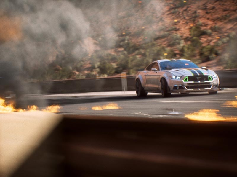 Need for Speed – it's Payback time!