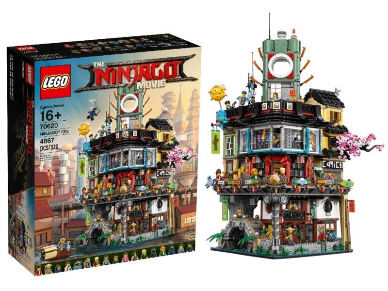 The LEGO Ninjago Movie`