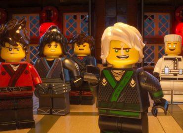 Go ninja, go LEGO Ninjago!