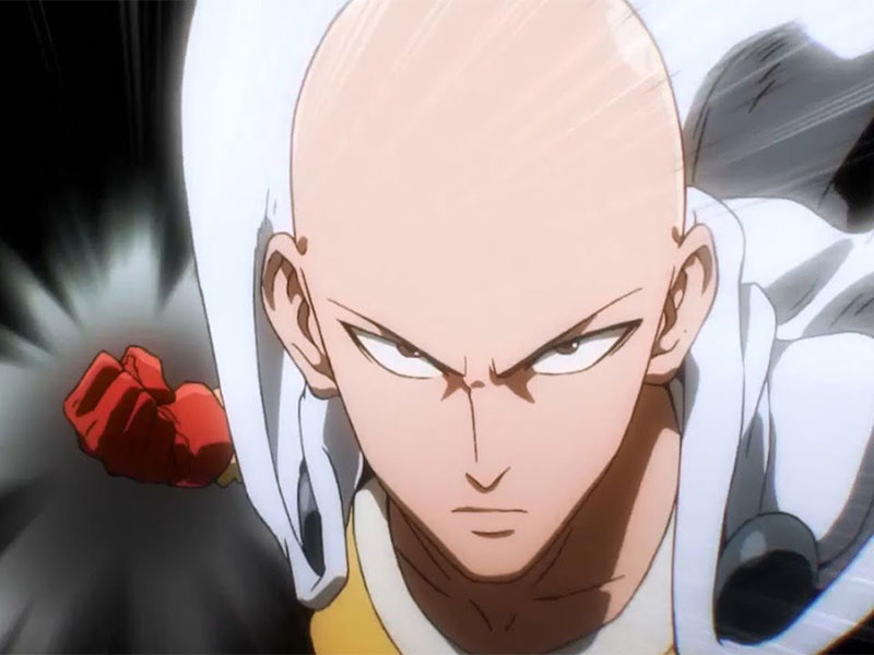 Review: One Punch Man: Season One