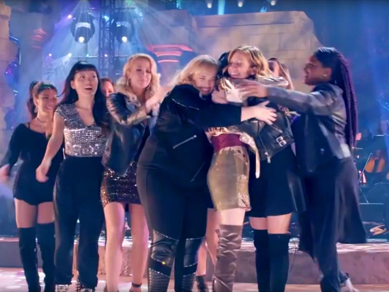 Bellas bye-bye – Pitch Perfect 3 behind the scenes