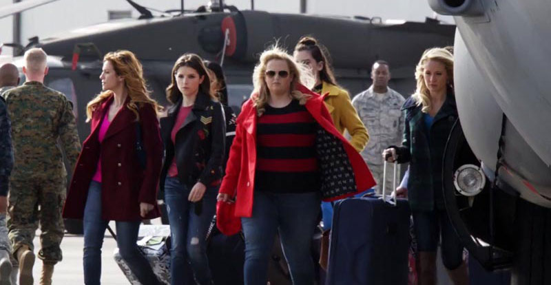 They're back, pitches! Pitch Perfect 3 trailer