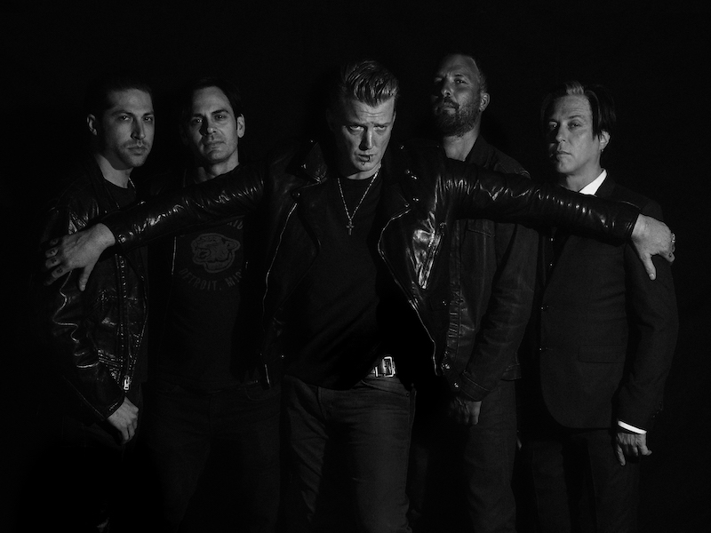 Queens of the Stone Age announce new album with clip and single