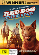 Red Dog: True Blue DVD cover