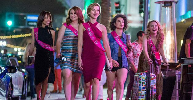 Rough Night – review