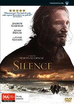 Silence DVD Cover