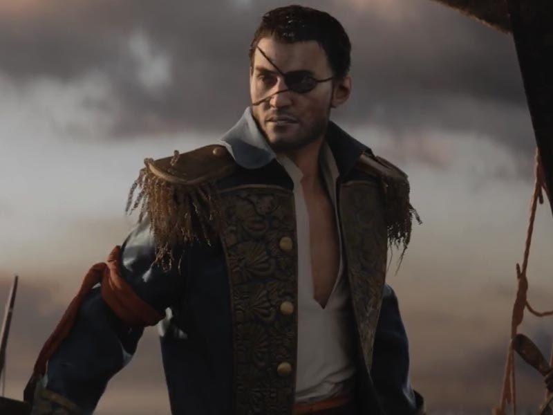 Watch: Skull & Bones E3 trailer and gameplay