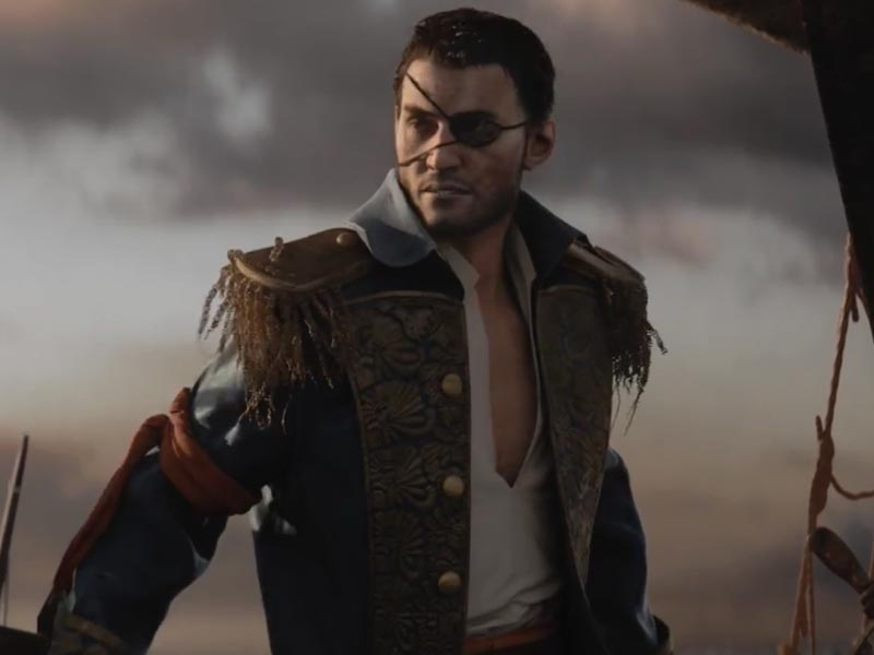 Skull & Bones E3 trailer and gameplay