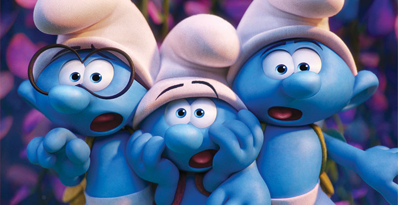 Smurfs: The Lost Village – review