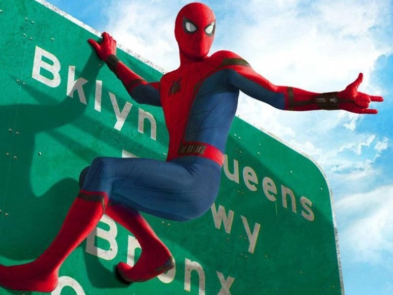 Be Spidey in Spider-Man Homecoming VR