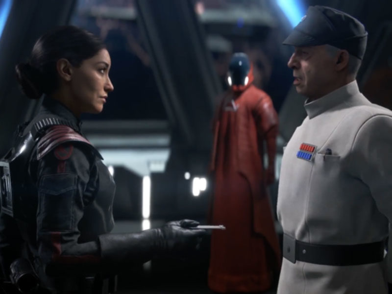 E3: Hands-on with the Star Wars Battlefront II campaign