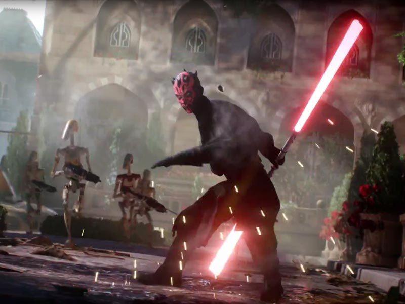 Watch: New Star Wars Battlefront II E3 trailer
