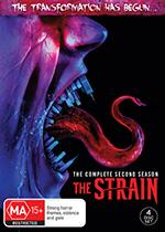The Strain: Season 2 DVD cover
