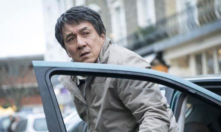 Jackie Chan is The Foreigner (explosive trailer!)