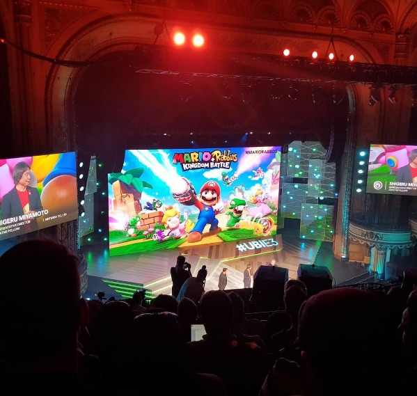 Ubisoft at E3