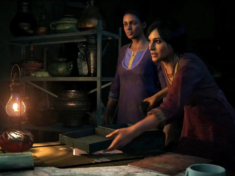 Uncharted: The Lost Legacy – extended gameplay