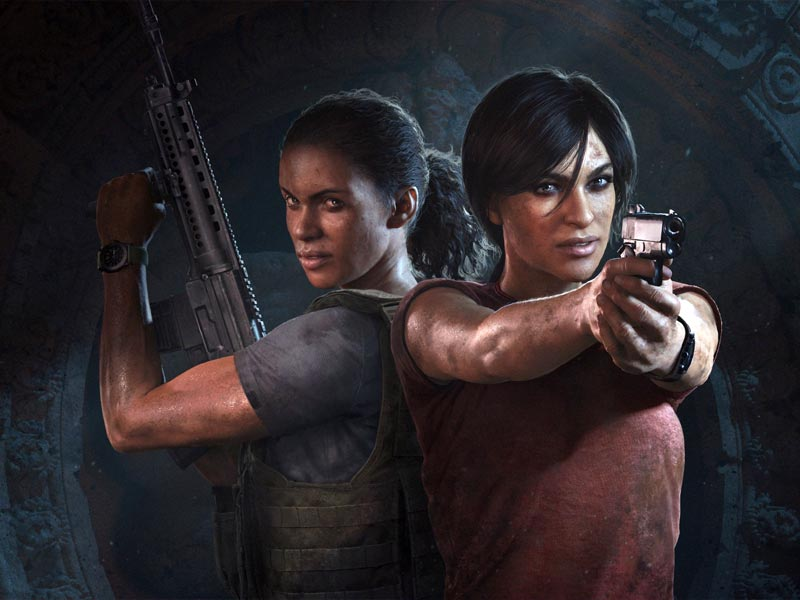 Uncharted: The Lost Legacy E3 story trailer