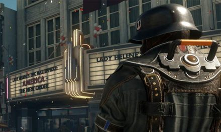 Pop behind the scenes of Wolfenstein II: The New Colossus