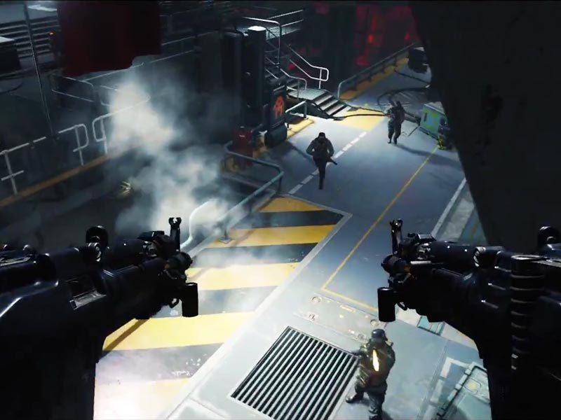 Watch: Wolfenstein II: The New Colossus E3 trailer