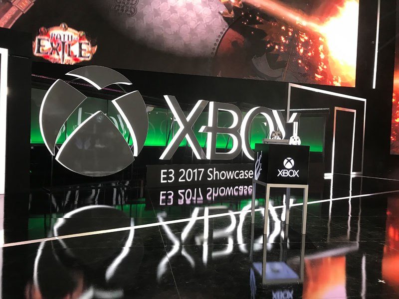 News: E3 Microsoft hold media showcase
