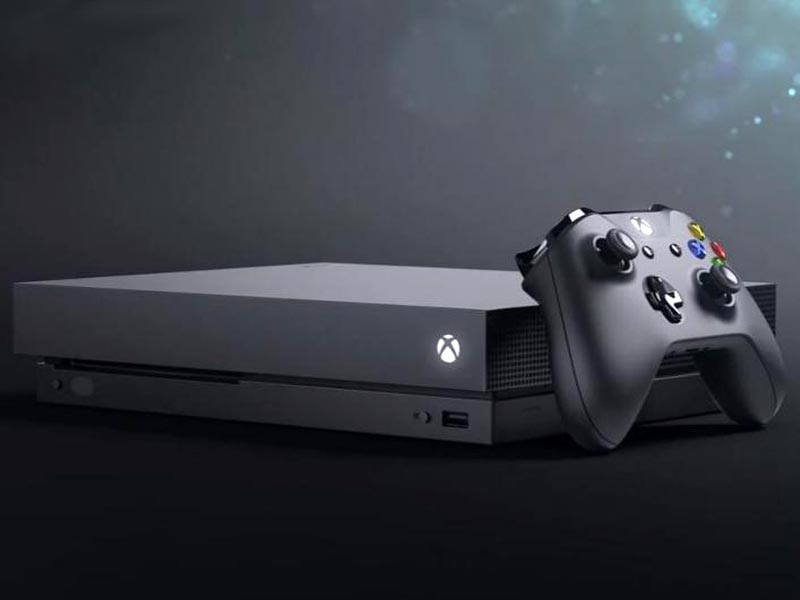 New Xbox One X E3 trailer