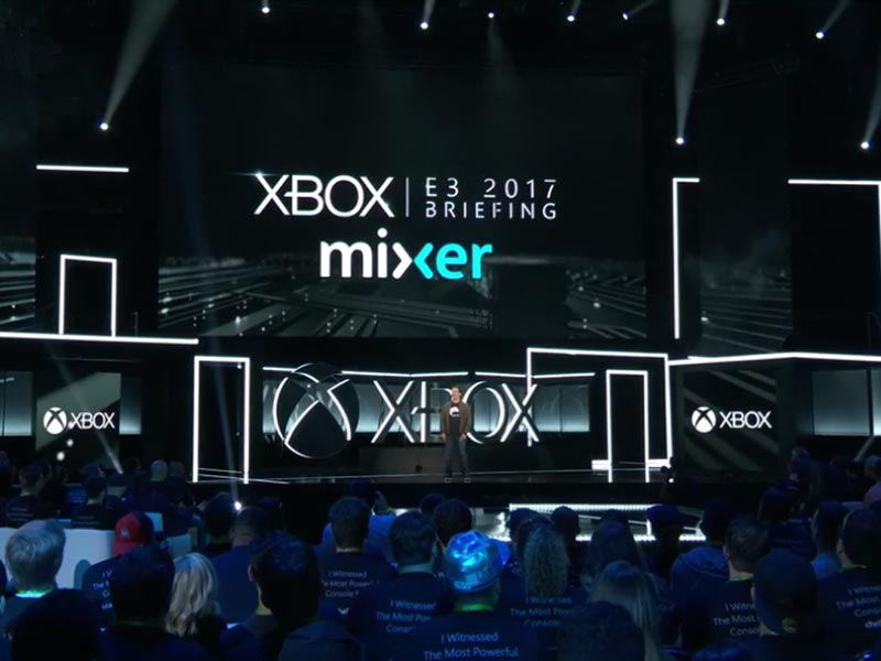 Xbox E3 2017 briefing roundup