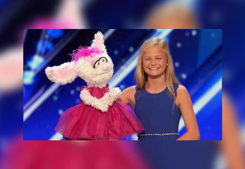 Watch: this America's Got Talent ventriloquist will leave you mesmerised