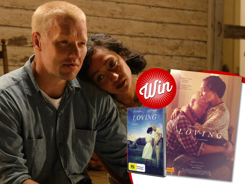 Win: Five Loving movie poster and DVD packs up for grabs