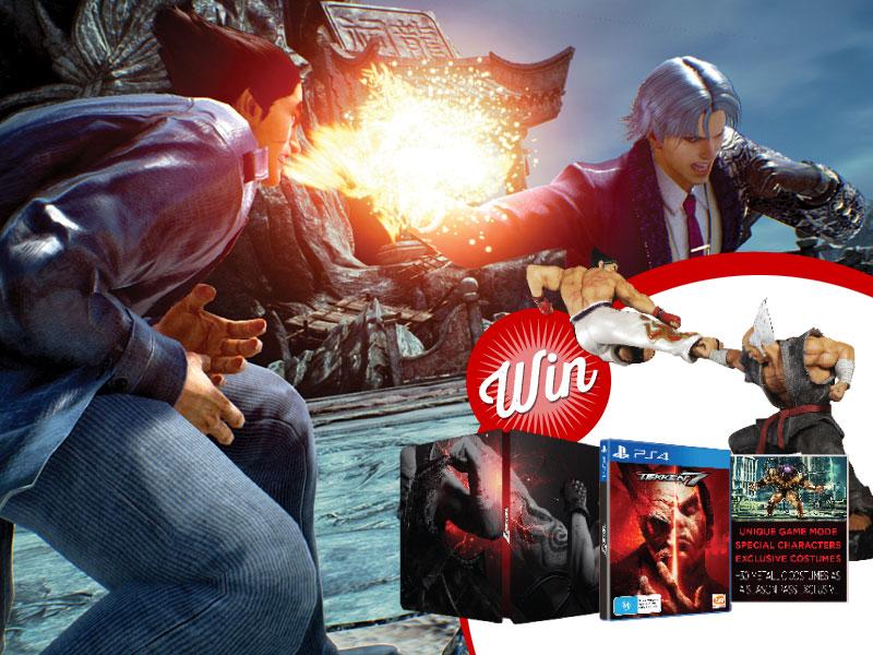 Win: Tekken 7 giveaway madness!