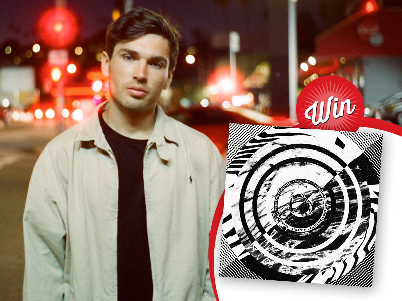 Win Kilter electronic music prize-pack