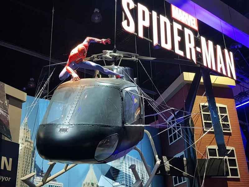 Blog: E3 Diary #3 – D-Day