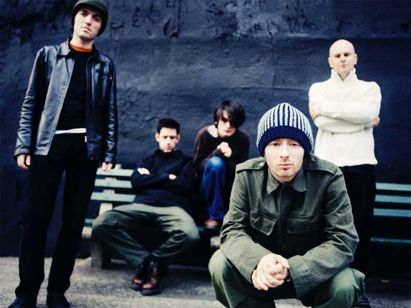 Watch: Radiohead, 'I Promise'