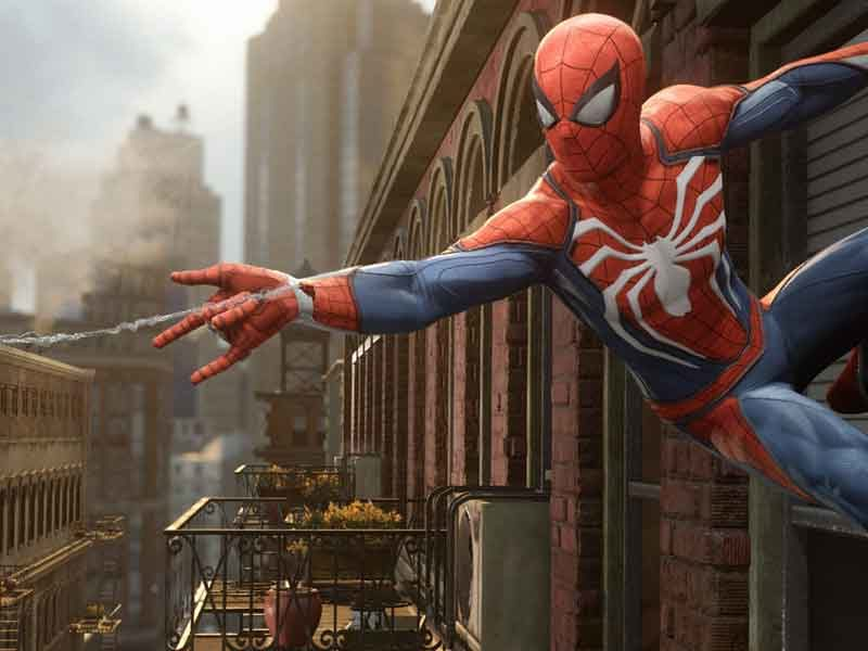 News: E3 behind-closed-doors with Insomniac's Spider-Man game