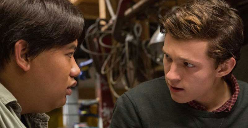 Tom Holland reveals [SPOILER] was in Iron Man 2!?