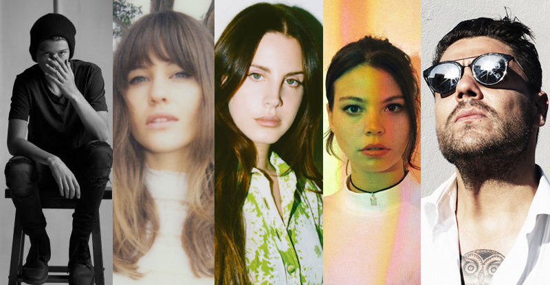 5 tunes you gotta hear this week (14/07/17)
