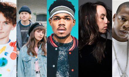 5 tunes you gotta hear this week (21/07/17)