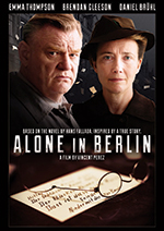 Alone In Berlin DVD cover