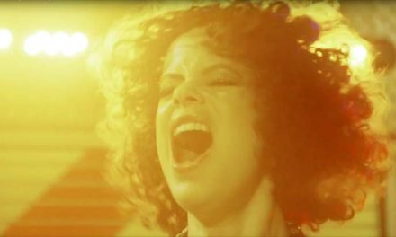 Arcade Fire float video for 'Electric Blue'