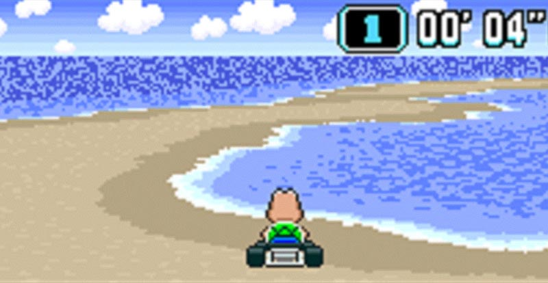 seaside video game getaways